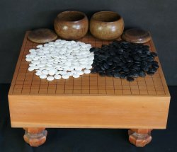 Goban Go game 1950