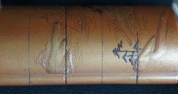 Antique Edo Inro 1800