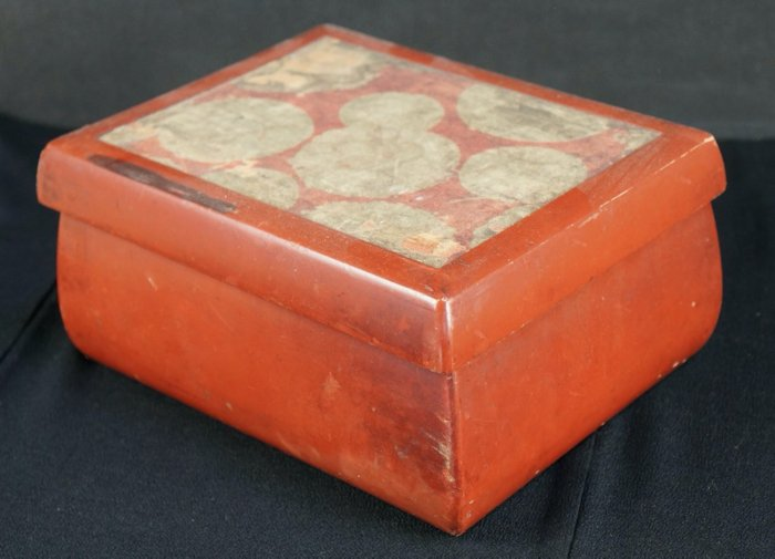Antique Noh box 1800s