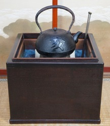 Antique Hibachi 1900s