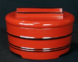 Lacquered Bento 1970s