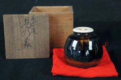 Natsume tea caddy 1900s