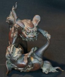 Shishi Bronze art 1800s