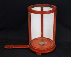 Teandon lamp 1800's