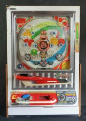 Vintage Pachinko game 1970s